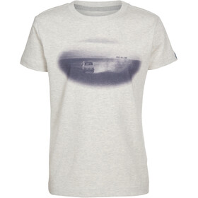 Elkline Racer Kurzarm T-Shirt Kinder lightgreymelange